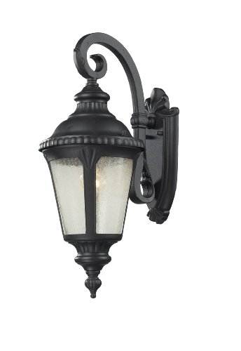 Gothic Outdoor Lamp Post - 4