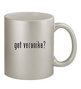 got veronike? - 11oz Silver Coffee Mug