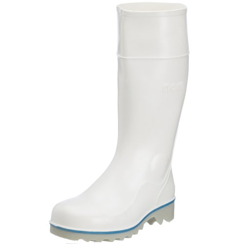 Nora Multi-Ralf 75497 - Calzado de protección unisex, color blanco, talla 36