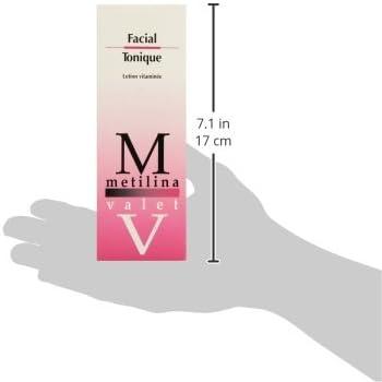 Metilina Valet Tónico Facial para Mujer - 200 ml: Amazon.es: Belleza