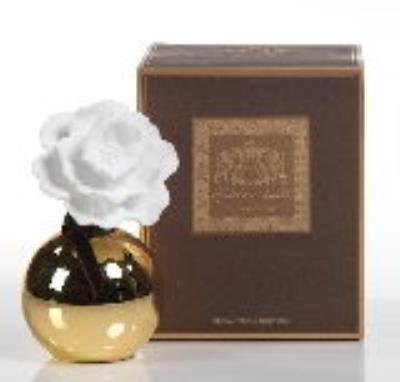 Apothecary Guild Porcelain Diffuser in Gift Box (Gold) by ZODAX