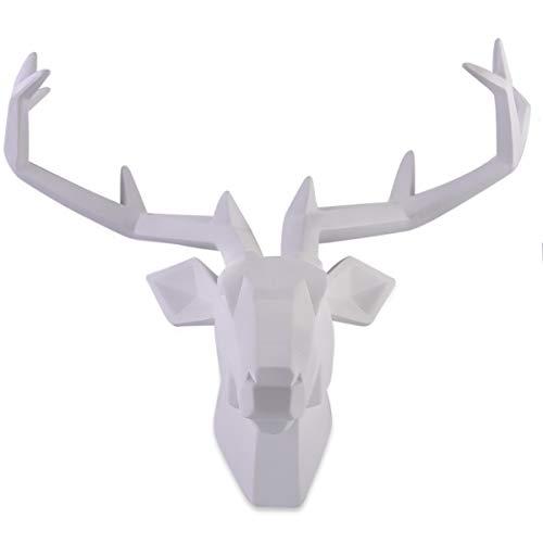 wall decor resin deer - 3