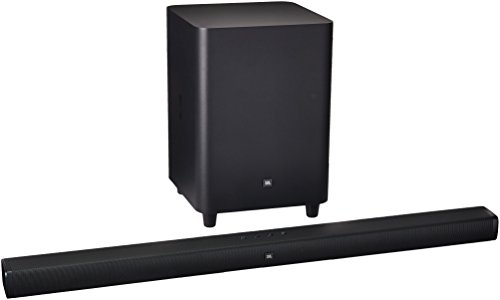 Jbl Surround Sound System - JBL Bar 3.1 Home Theater Starter System with Soundbar and Wireless Subwoofer with Bluetooth