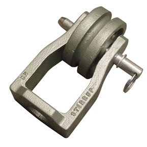 3¡± Down Pulley by Mo-Clamp