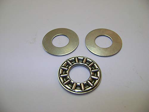 NMD Brand NTA613 Thrust Needle Roller Bearing with Two Washers 3/8