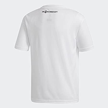 79e7ed02531 adidas D04268 Children s German National Team Football Home Jersey WM 2018 Football  Shirt  Amazon.co.uk  Sports   Outdoors
