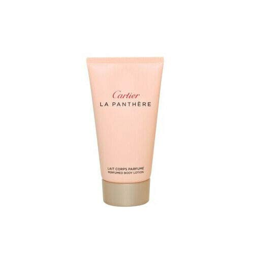 Cartier LA PANTHERE 1.6OZ 50ML PERFUMED BODY LOTION ()