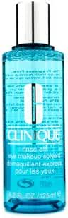 Rinse Off Eye Make Up Solvent Clinique 4.2 oz Eye Solvent For Unisex