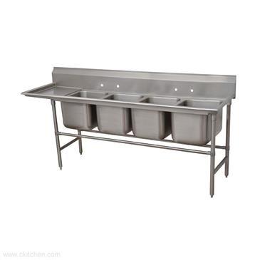 Advance Tabco 9-44-96-24L Regaline Sink