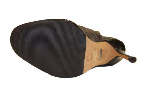 Buffalo Damen Stiefel 7725-338 dunkelbraun