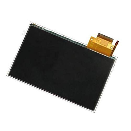 Replacement Repair Part LCD Display Screen for PSP PlayStation 2000 Console - Black ()