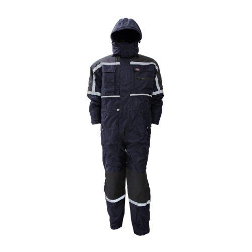 - Dickies Mens Waterproof Padded Coverall (XXL) (Navy Blue)