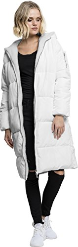 Hooded White Offwhite Puffer Femme Urban Ladies Classics Wei Coat 745 Oversized Manteau wTFTHtWqfc