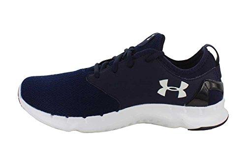 Under Armour Mens UA Flow Herringbone Running Shoe Midnight Navy/White/White discount comfortable brand new unisex online online store zriateN46G