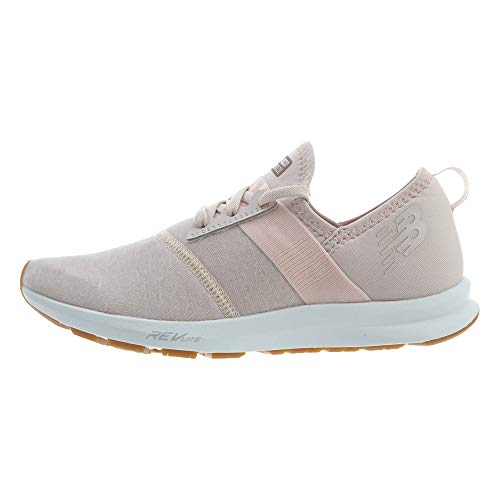New Balance Women's Nergize V1 FuelCore Sneaker,CONCH SHELL,12 B US