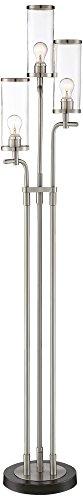 Possini Euro Design Revely 3-Light Floor Lamp Possini Euro 3 Light