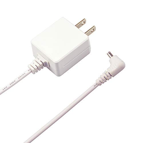 [UL Listed] 7.5Ft Extra Long 7.5V AC-Adapter-Charger for Summer Infant Monitor: 29580 29590 29650 29740 29790 29890 Camera: 29680 29690 29700 29780 29970 29980 & others Listed Models Power-Supply-Cord