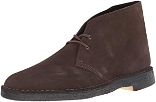 Clarks Originals Men's Desert Boot,Brown Suede,8 M US (B0074D3C38) | Amazon price tracker / tracking, Amazon price history charts, Amazon price watches, Amazon price drop alerts