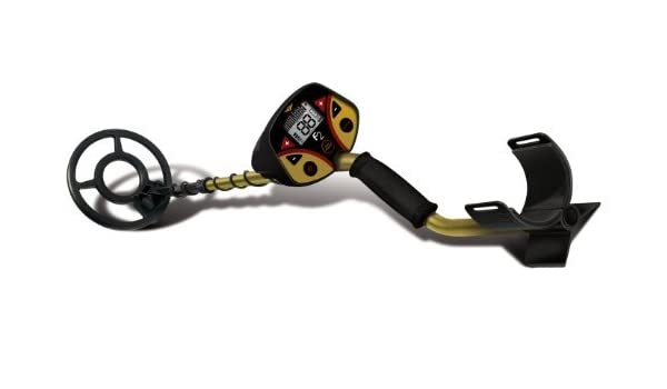 Amazon.com : Fisher F2 Metal Detector Garden, Lawn, Supply, Maintenance : Lawn And Garden Spreaders : Garden & Outdoor