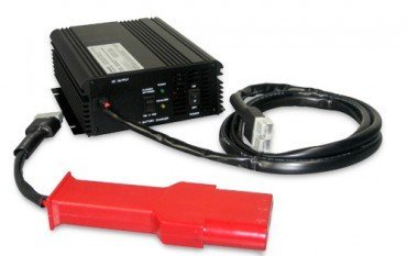 24 Volt Portable Power Supply With Cessna Style 3 Pin Plug