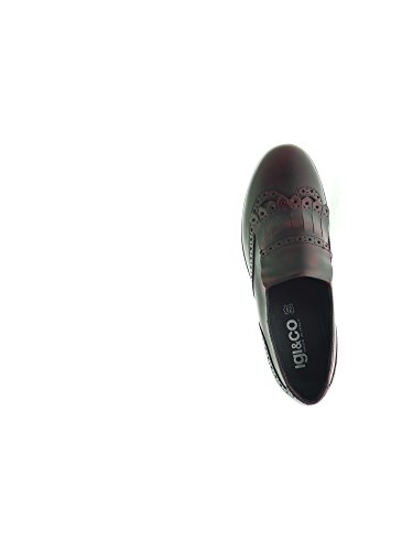Igi&Co 68015 Slip On Donna Bordeaux 36
