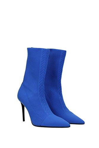 Eu Mujer Pinko Botines Tejido Marino Azul 1w203py4dl HxxIr5wf