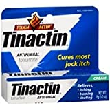 Product review for Tinactin Antifungal Cream (Jock-Itch) 0.50 oz (Pack of 2)