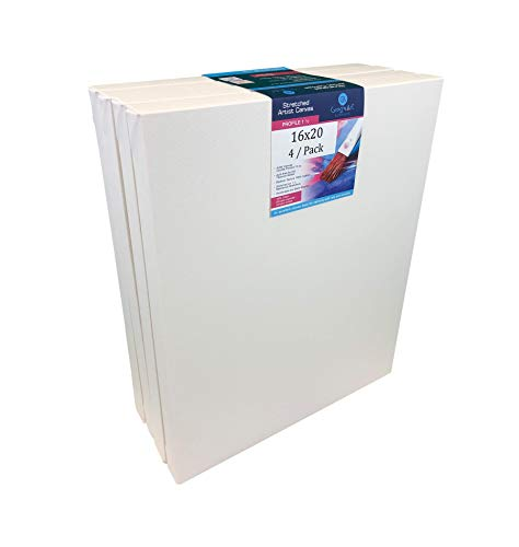 Greg's Artist Canvas, Profile Canvas (4 / Pack) On 1 ½