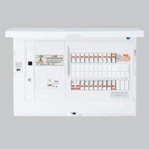 Panasonic スマートコスモ AiSEG型エコキュート電気温水器IH対応住宅分電盤 リミッタースペースなし(分岐タイプ)18+3(60A) BHN86183B3 B01N7CJIVW