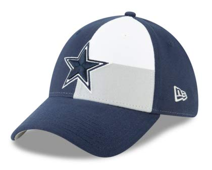 2847856c9bbe4 Image Unavailable. Image not available for. Color  Dallas Cowboys New Era  2019 Draft Mens 39Thirty Cap