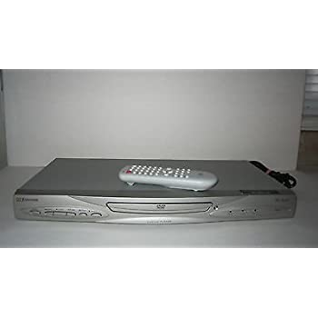 Emerson EWD7004 DVD Player Full Size Sli