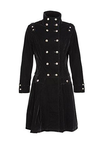 Velvet Winter Coat - 6