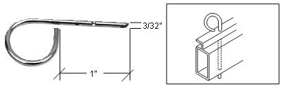 Frame Lock Pin - 3