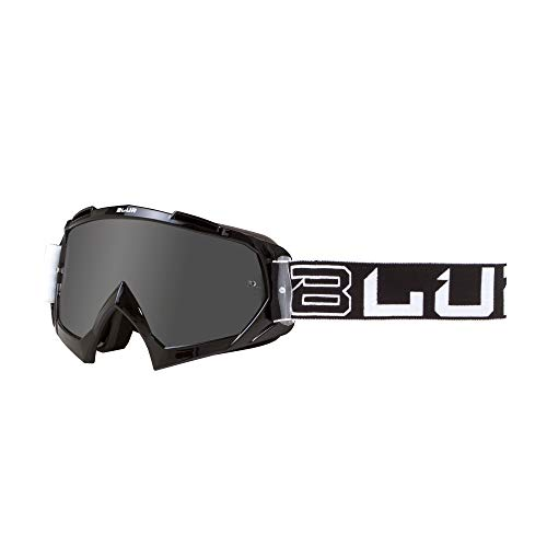BLUR B-10 TWO FACE GOGGLE BLK/WHT
