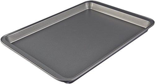 AmazonBasics Nonstick Carbon Steel Half Baking Sheet - 2-Pack by AmazonBasics (Image #2)