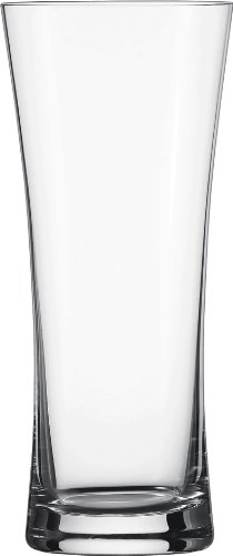 Schott Zwiesel Tritan Crystal Glass Lager Beer Glass, Set of (Ale Lager Beer)