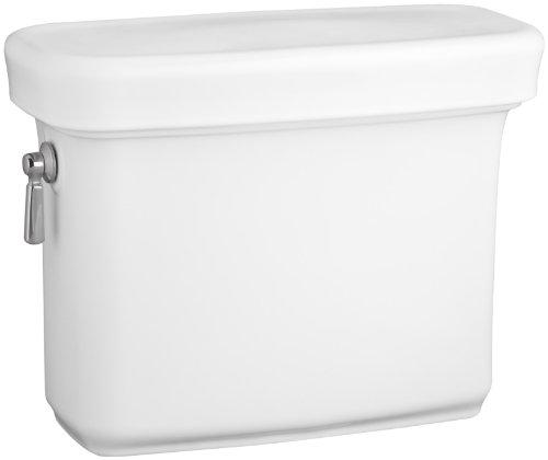 Kohler K-4383-0 Bancroft 1.28 gpf Toilet Tank, White - Bancroft Toilet Classic