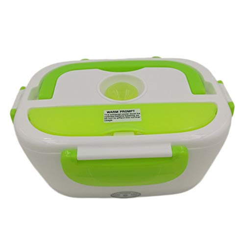 Portable Multifunctional Electric Heated Car Plug Heating Lunch Box Rice Food Container Office Home Food Warmer 12V Deasengmint