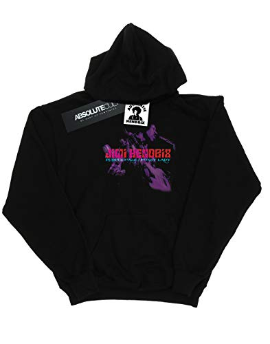 Noir À Capuche Homme Foxy Absolute Lady Purple Haze Jimi Hendrix Sweat Cult qOwCOx1zPR