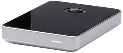 G-Technology G-DRIVE Mobile 500 GB Portable External Hard Drive (0G01667) -