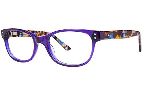 Ted Baker B724 Womens Eyeglass Frames - - Baker Glasses Ted Designer