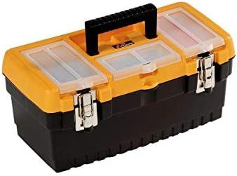 Hobby Plano PMT 16 caja herramientas con cierres de metal y cesta ...