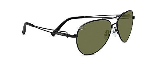 Serengeti 8455-Brando Brando Glasses, Satin Black by Serengeti