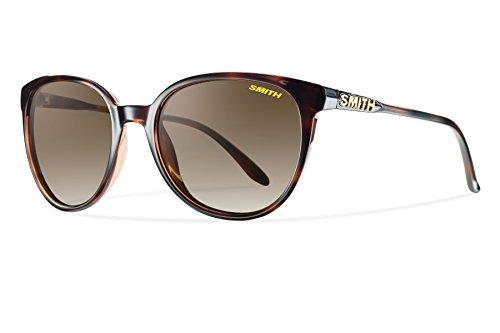 Smith Optics Cheetah Archive Polarized Sunglasses, Tortoise/Brown ()