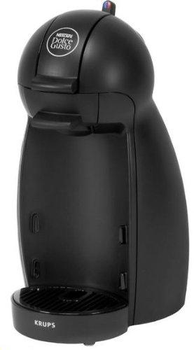 Krups Dolce Gusto Máquina de café en cápsulas 0.6L Negro - Cafetera (Máquina de