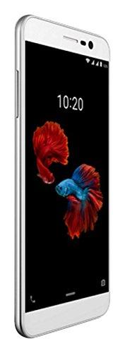 ZTE Blade A910 SIM Doble 4G 16GB Plata - Smartphone (14 cm (5.5
