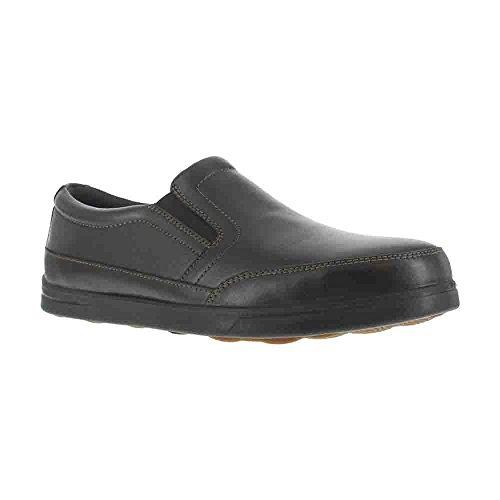 Florsheim Steel Toe Shoes - Florsheim Work Men's Stoss FS2620 Industrial and Construction Shoe, Brown, 8.5 3E US