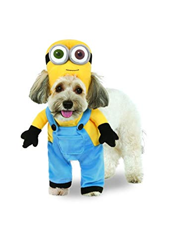 Rubies Minion Bob Arms Pet Suit,Small -