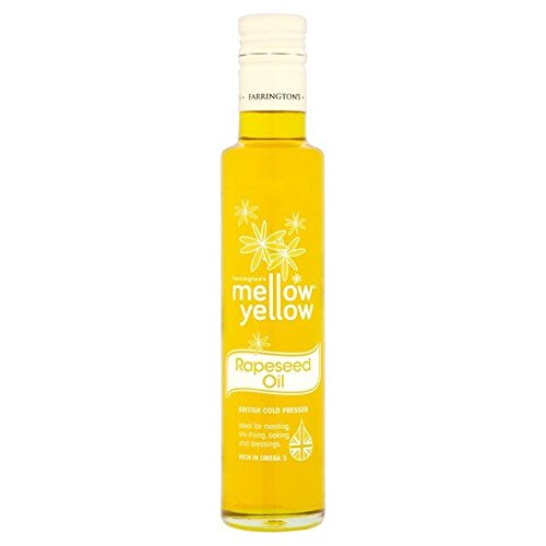 - Mellow Yellow Cold Pressed Rapeseed Oil - 250ml