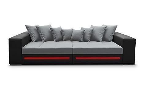 Divano da angolo zaffiro angolo per il divano Bigsofa Big XXL divano ...